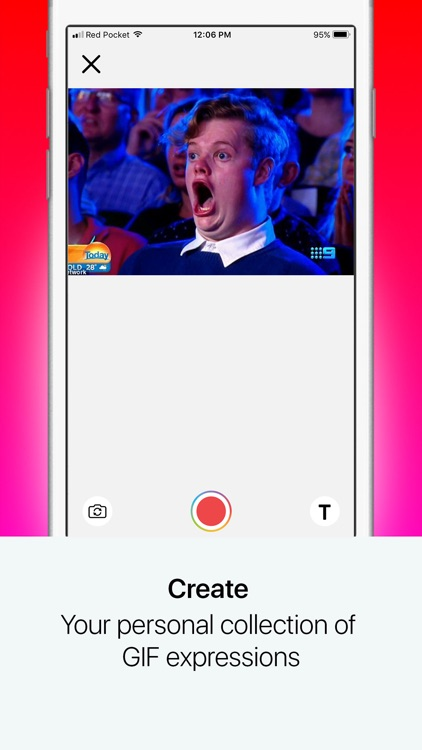 Hyperkey - create your own GIFs, make video emoji