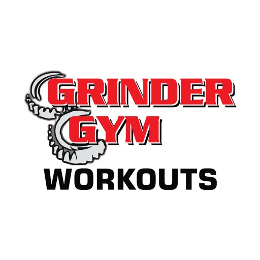 Grinder Gym Workouts iOS App