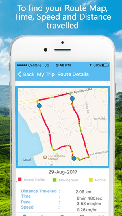 GPS Phone Tracker Family Locator Pro