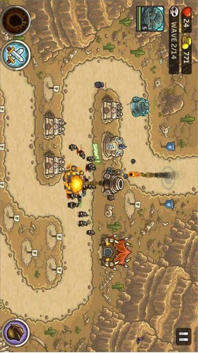 皇室塔防-單機TD塔防類遊戲屏幕截圖2