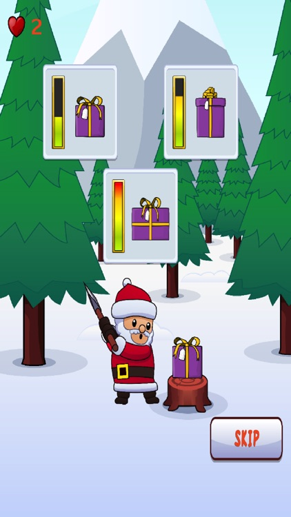 Chop It Santa! screenshot-3