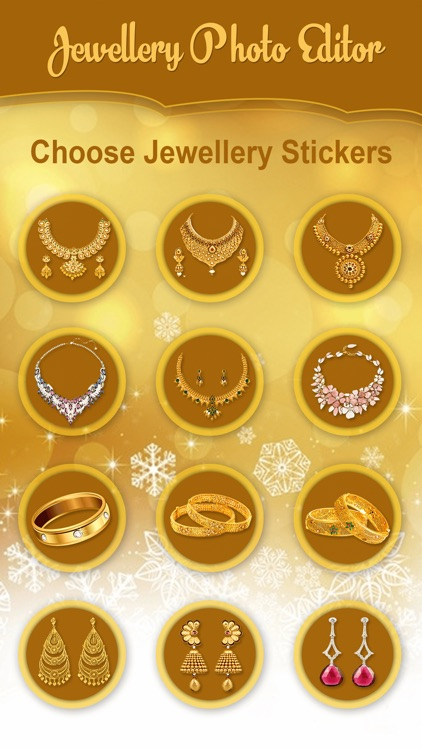 Stylish Jewellery Photo Editor