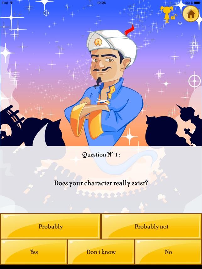 magic guessing genie