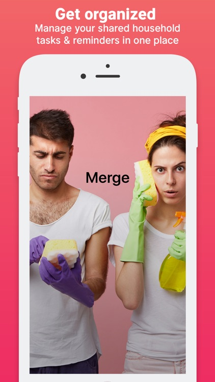 Merge - Couple Organizer