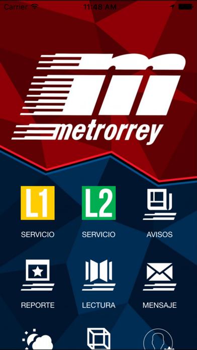 点击获取Metrorrey Oficial