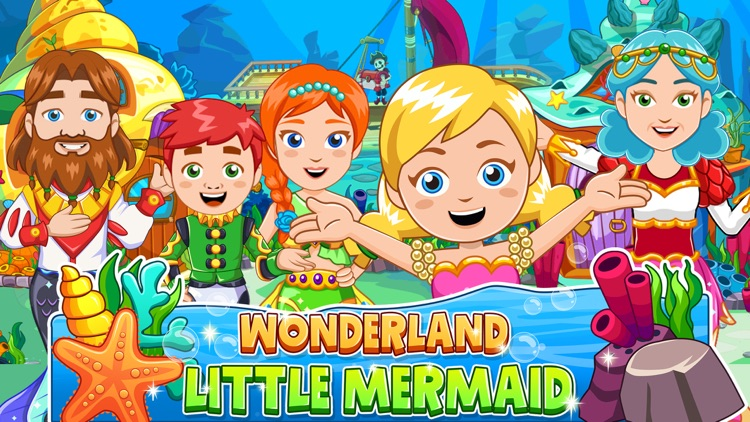 Wonderland : Little Mermaid screenshot-0
