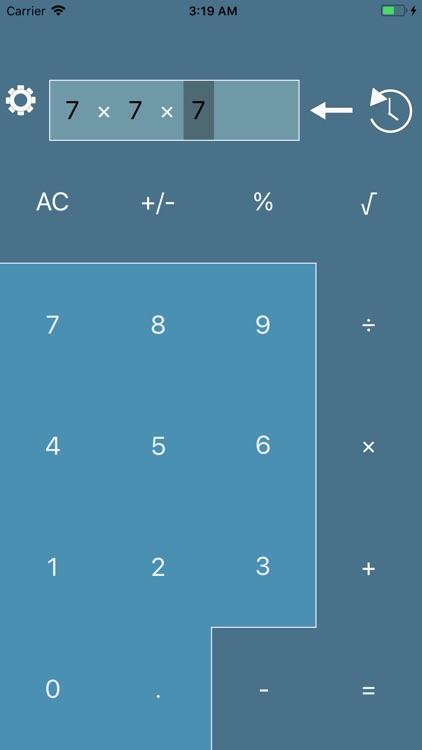 Rising Calculator Lite