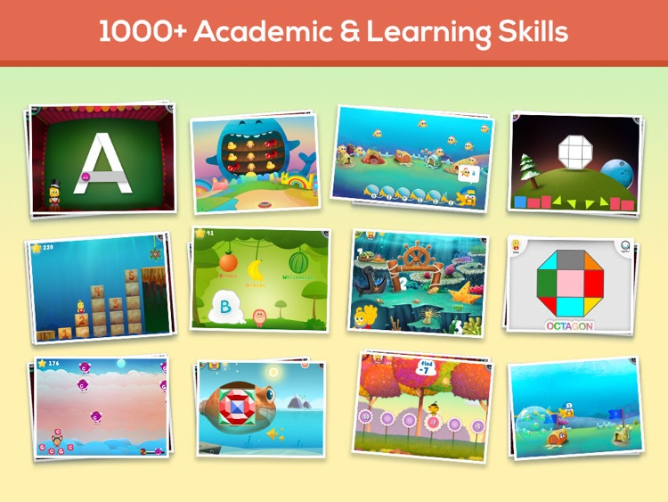 TopIQ Math & Reading Games