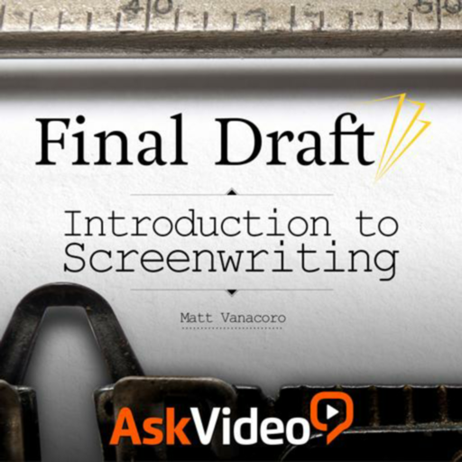 Screenwriting For Final Draft