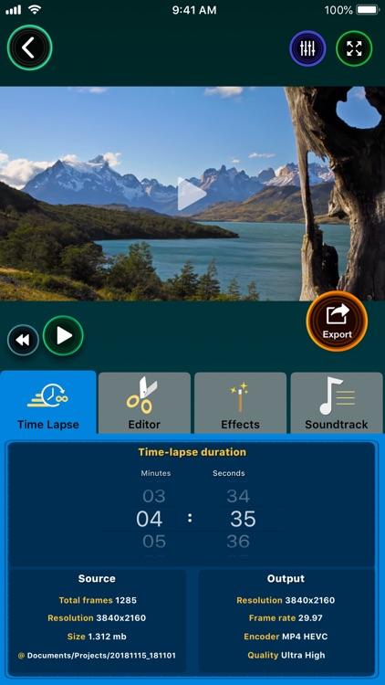 Lapse It Pro screenshot-3