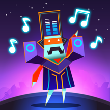 Groove Planet - Rhythm Clicker with your Songs