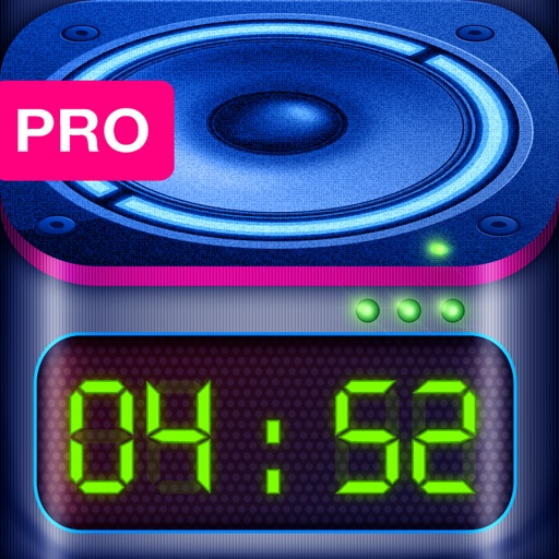Loud Alarm Clock PRO Sleep +