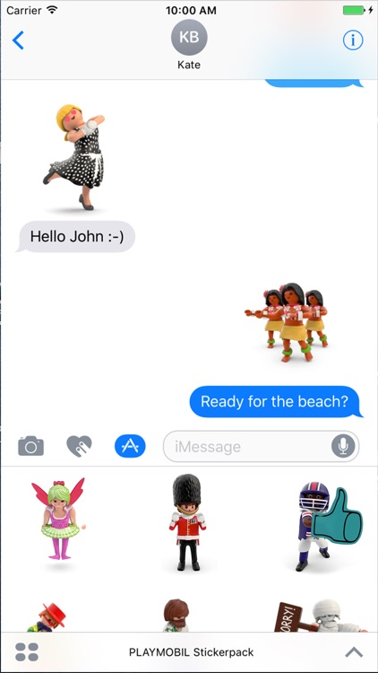 PLAYMOBIL Stickers screenshot-3