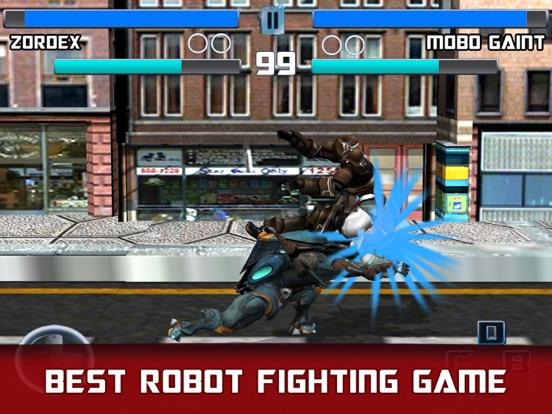 Futuristic Robot 3D Fighting | App Price Drops
