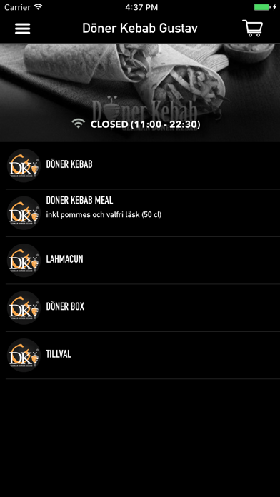 Döner Kebab Screenshot