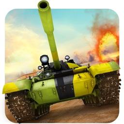 Futuristic Tank War Simulator 2018