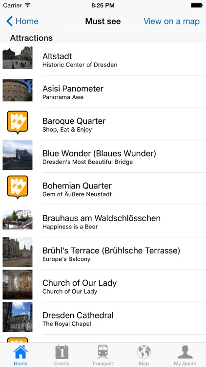 Dresden Travel Guide Offline screenshot-3