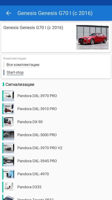 Pandora Рядом