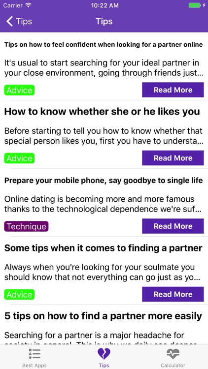 Dating apps for singles screenshot-3