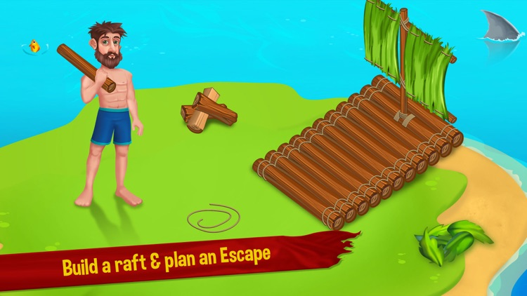 Island Survival Live to Escape