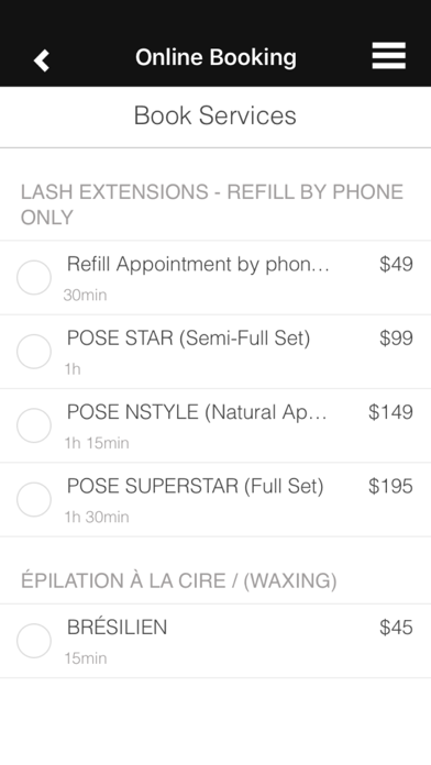 NStyle Nail Lounge screenshot two