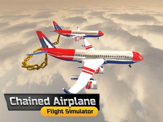 Chained Airplane Game screenshot 10