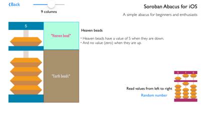Abacus - Simple Soroban Abacus-1