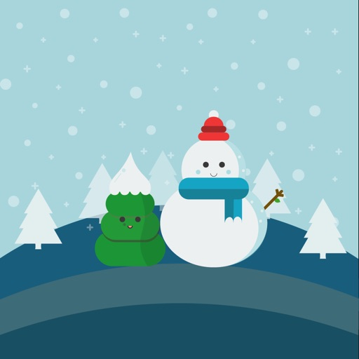 Top Christmas Stickers icon