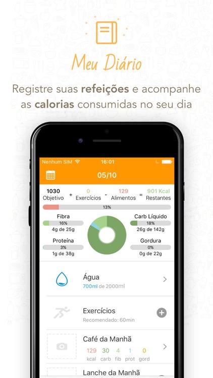 Technutri - Diet and Fitness screenshot-0