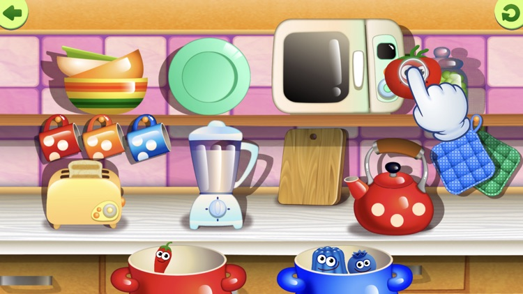 Learning Games 4 Kids Toddlers screenshot-5