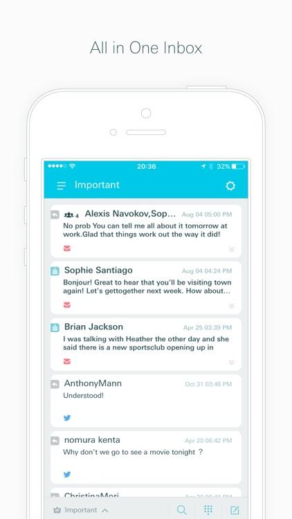 Swingmail screenshot-0