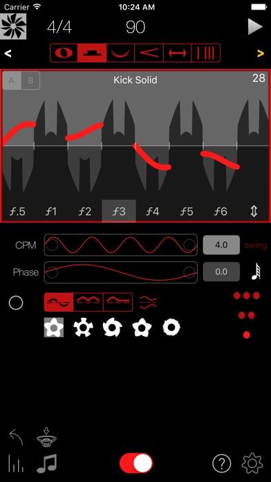 Different Drummer review screenshots