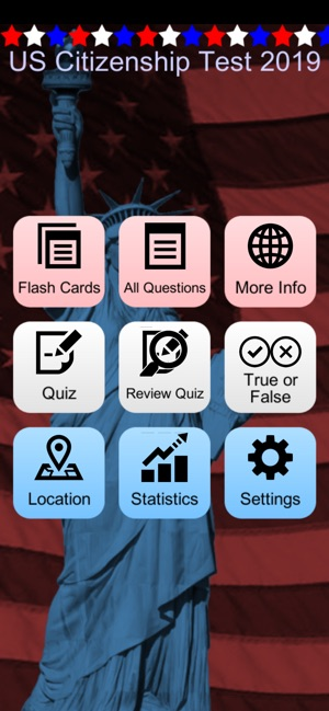 Us Citizenship Test 2019 Uscis On The App Store