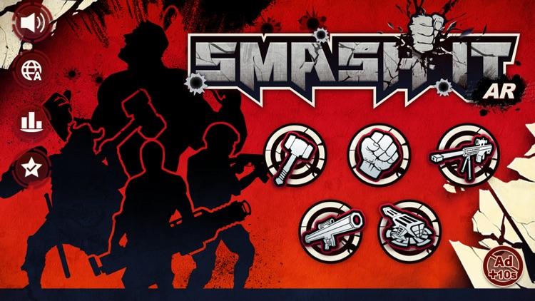 Smash It! AR - Stress Relief