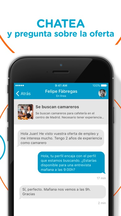 download CornerJob - Únete al equipo apps 2
