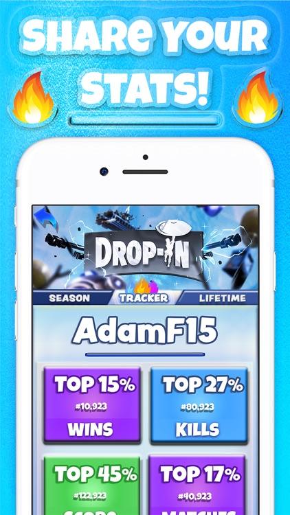 Wheel for Fortnite - Drop In screenshot-3