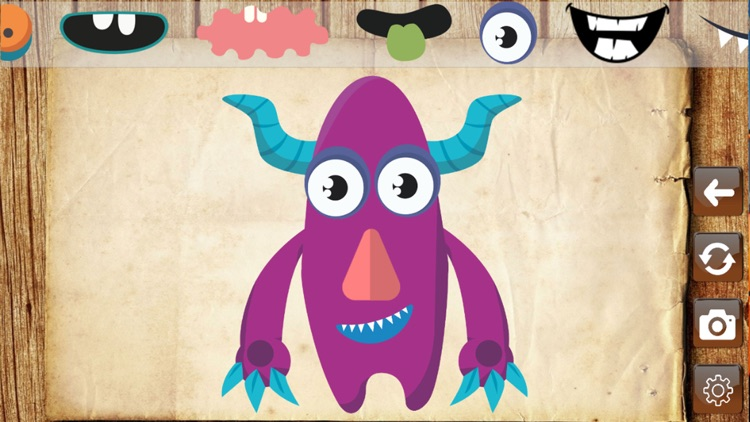 Monster - creative games 3 +