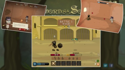 Swords and Souls: A Soul AdvenScreenshot of 2