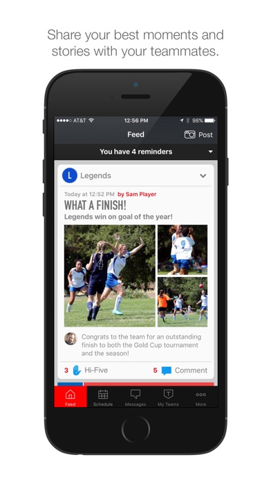 Screenshot for Sports Illustrated Play in United States App Store