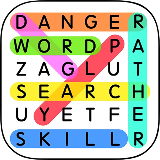 AAAA Word Search -Swipe Puzzle