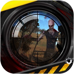 Zombie Sniper Shooter 2017
