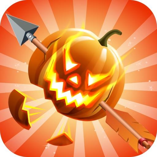 Pumpkin Archery Shooter