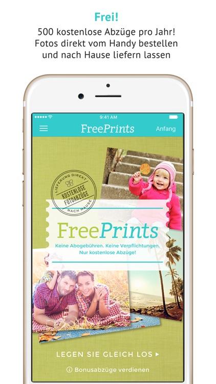 FreePrints - Gratis Fotos