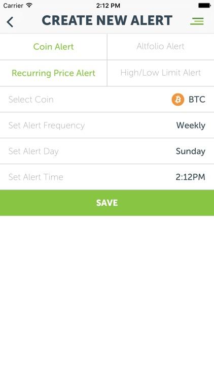 CoinCap screenshot-4