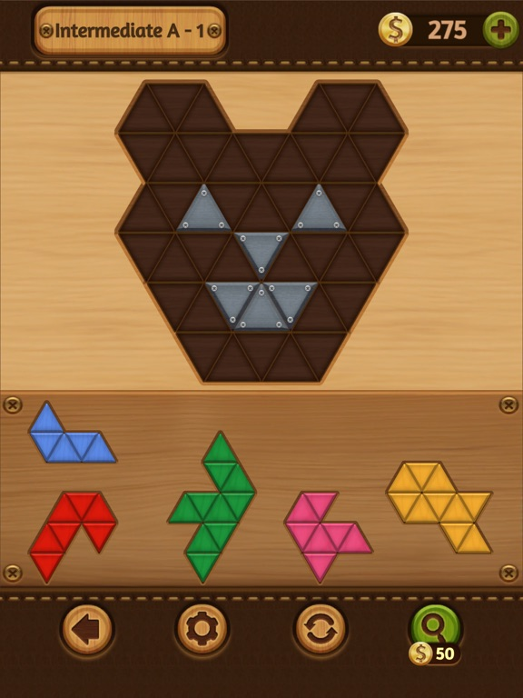Block Puzzle: Wood Collection screenshot 11