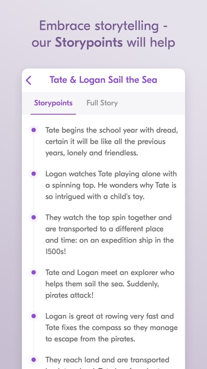 Bedtime Stories - read & tell screenshot-4