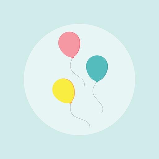 Happy Birthday Stickers -Sid Y