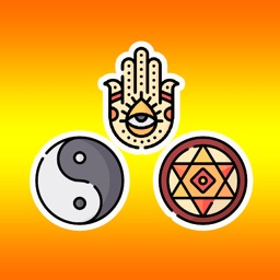 Esoteric Symbol Stickers