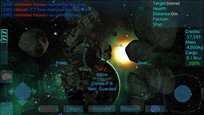 Vendetta Online screenshot 5