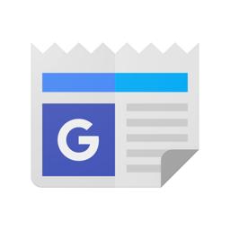 Ícone do app Google Notícias e tempo